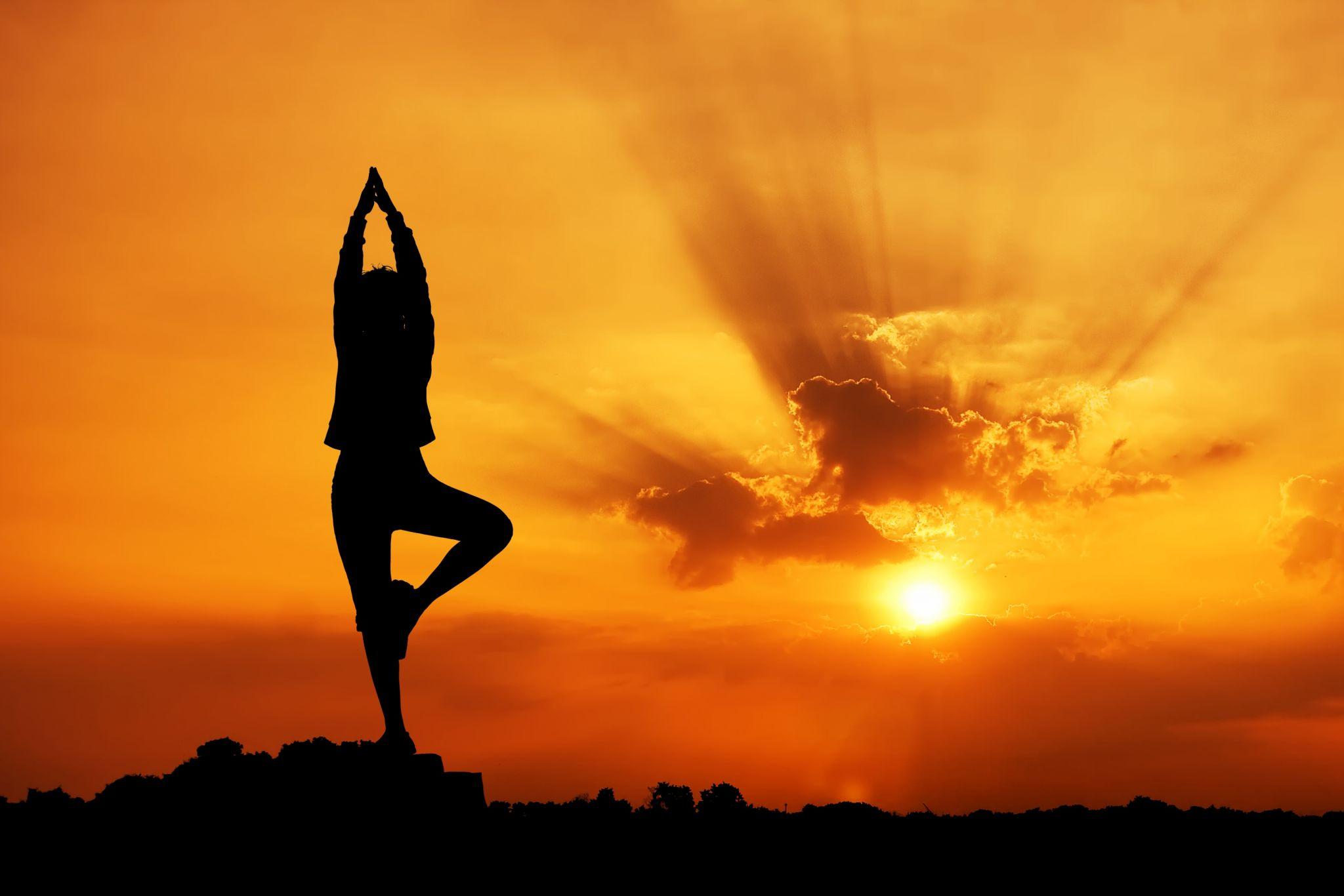 buoni propositi: yoga salutare