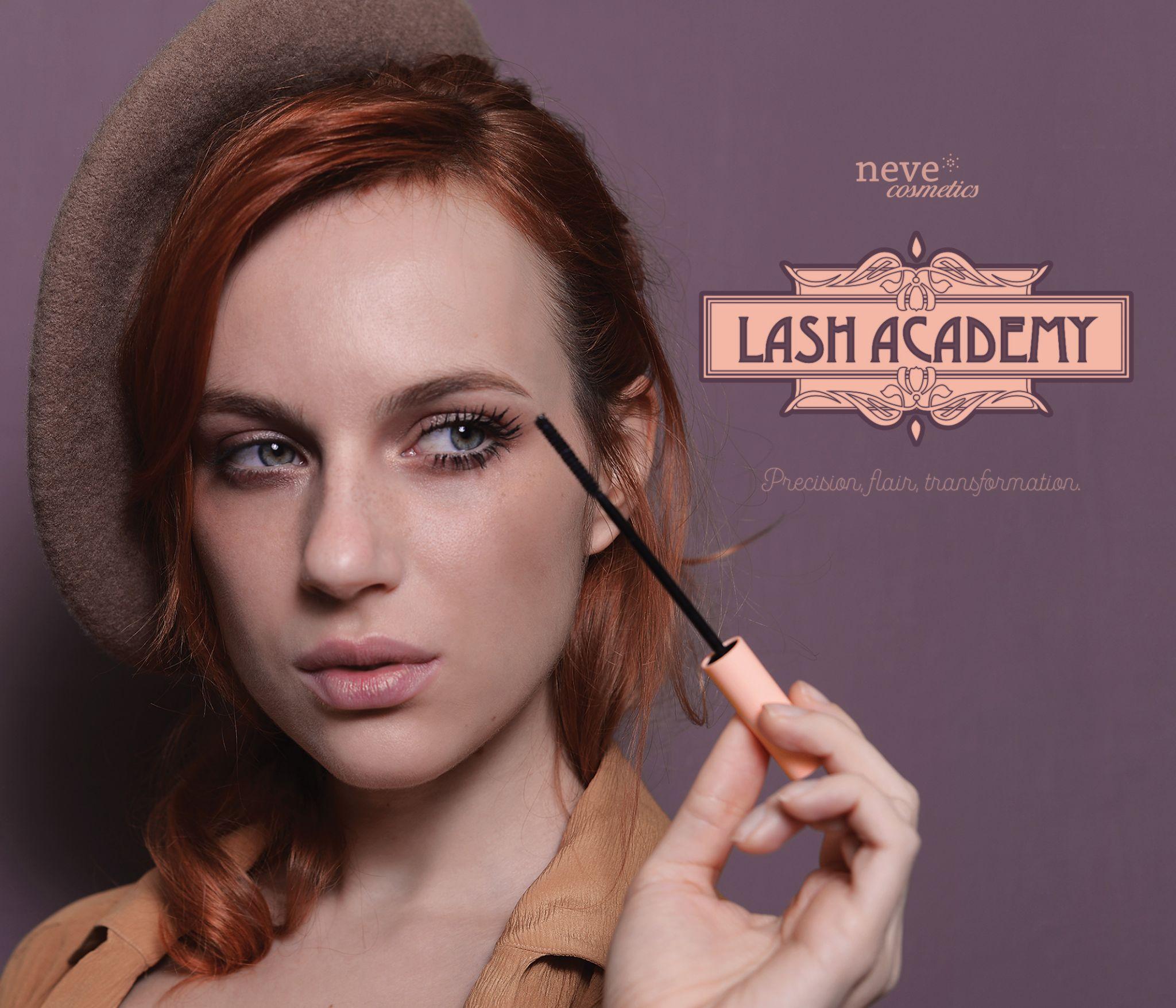 Lash Academy Neve Cosmetics