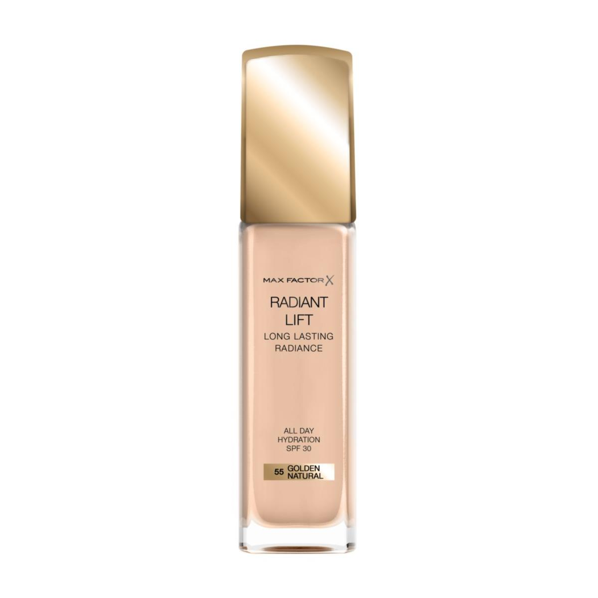 radiant lift max factor