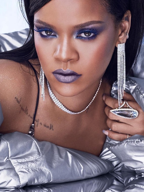 Rihanna Fenty Holiday Collection