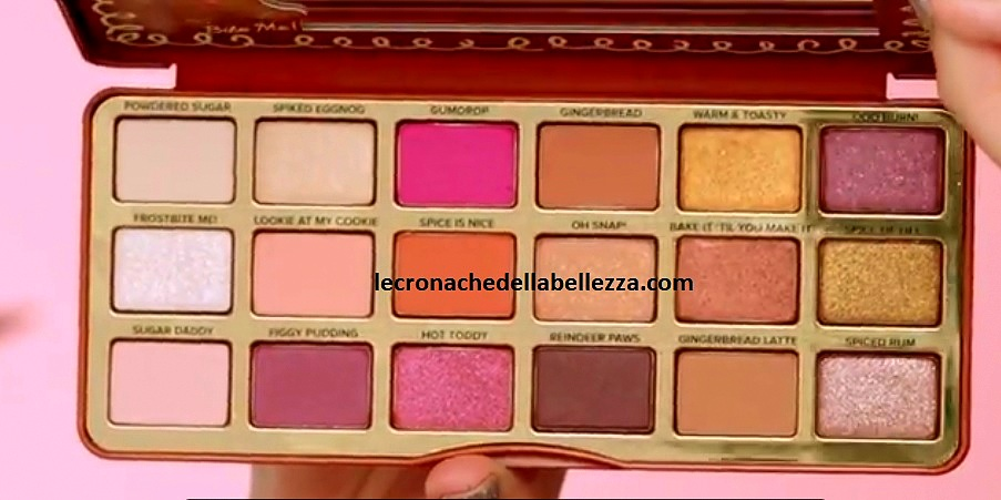 GINGERBREAD TOO FACED