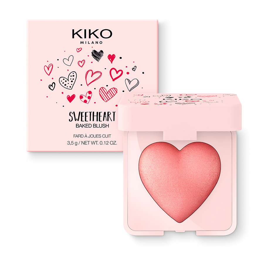 kiko SWEETHEART VALENTINE'S COLLECTION