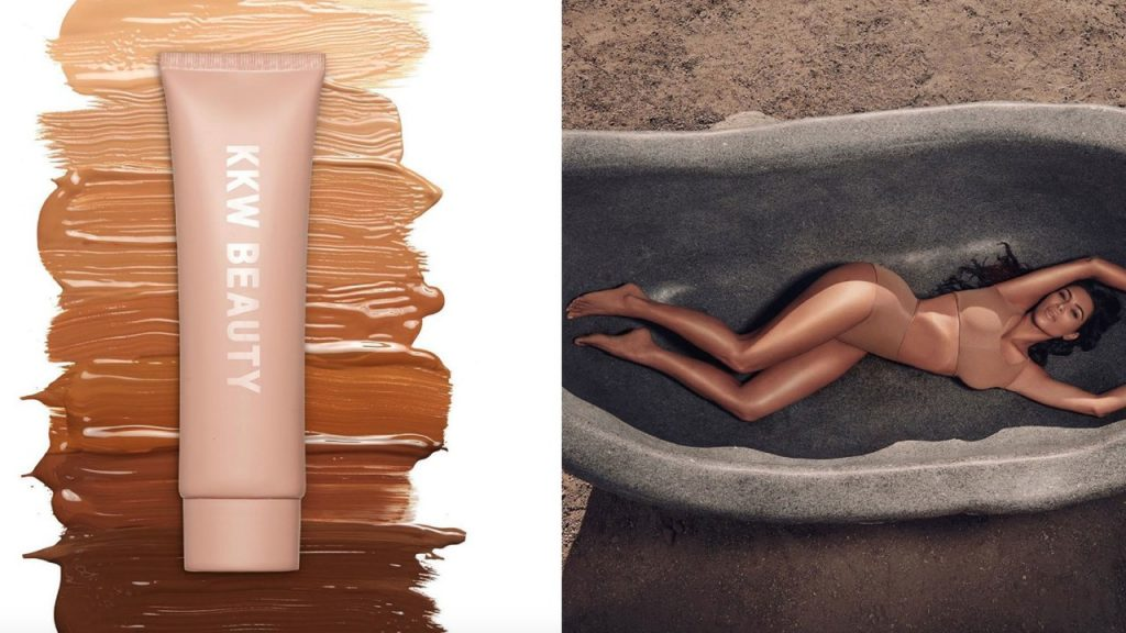 The Body Collection KKW